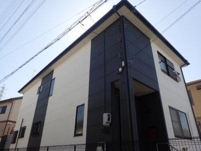 浜松市中区龍禅寺町Hさま外壁塗装完成しました。外壁塗装のことなら浜松塗装専門店|加藤塗装