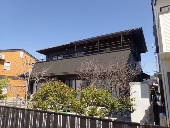 浜松市西区入野町Oさま外壁塗装完成しました。外壁塗装のことなら浜松塗装専門店|加藤塗装