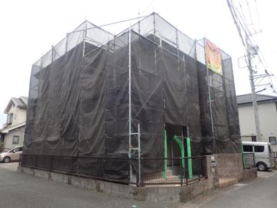 外壁塗装浜松市塗装専門店加藤塗装 屋根塗装防水工事雨漏り対策足場架設梅雨