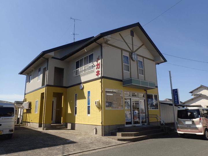 浜松市南区立野町Yさま外壁屋根塗装完成しました。外壁塗装のことなら浜松塗装専門店|加藤塗装