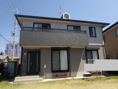 浜松市南区高塚町Sさま外壁屋根塗装完成しました。外壁塗装のことなら浜松塗装専門店|加藤塗装