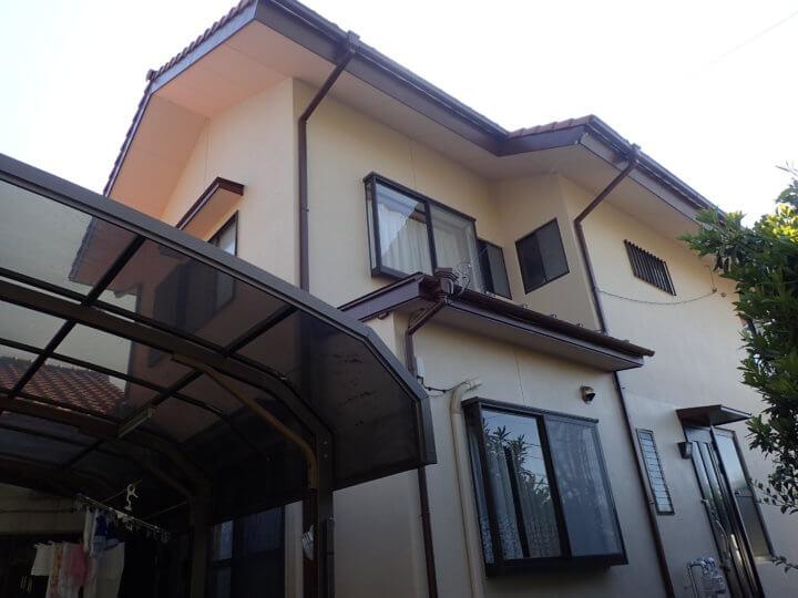 浜松市中区佐鳴台Yさま外壁塗装完成しました。外壁塗装のことなら浜松塗装専門店|加藤塗装