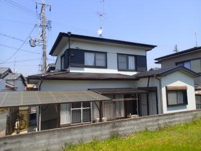浜松市浜北区横須賀Oさま外壁塗装完成しました。外壁塗装のことなら浜松塗装専門店|加藤塗装