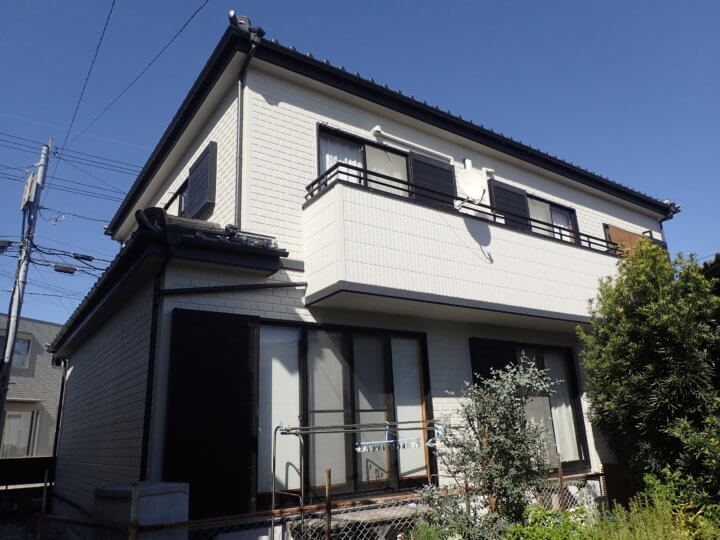 浜松市中区布橋Uさま外壁塗装完成しました。外壁塗装のことなら浜松塗装専門店|加藤塗装
