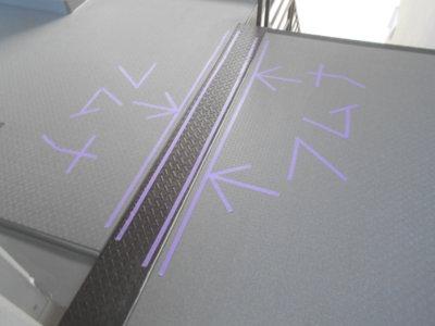 養生テープの使い方外壁タイルハルカベ浜松塗装専門店|加藤塗装防水工事雨漏り補修タッチアップ塗装アパート塗装