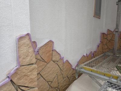 養生テープの使い方外壁タイルハルカベ浜松塗装専門店|加藤塗装防水工事雨漏り補修