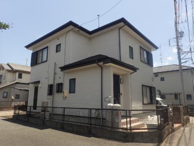 浜松市南区長田町Hさま屋根・外壁塗装完成しました。外壁塗装の事なら浜松塗装専門店|加藤塗装