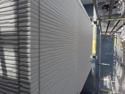 屋根塗装外壁塗装の事なら浜松塗装専門店|加藤塗装錆アンテナヤネフレッシュsi標準色チョーキング現象