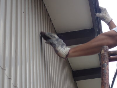 南区東町一戸建て住宅 外壁塗装の事なら浜松塗装専門店|加藤塗装