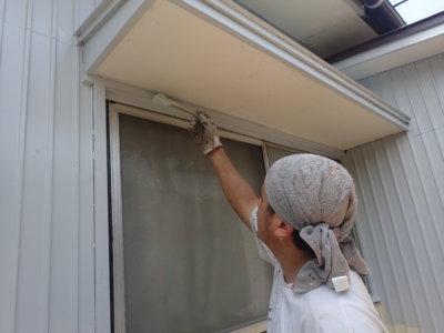 南区東町一戸建て住宅 外壁塗装の事なら浜松塗装専門店|加藤塗装 錆止め塗装