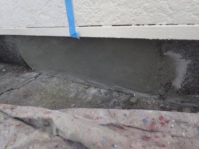 外壁落書き部分消し外壁塗装の事なら浜松塗装専門店|加藤塗装対策防犯カメラ迷惑防止法塗料基礎コンクリート割れた