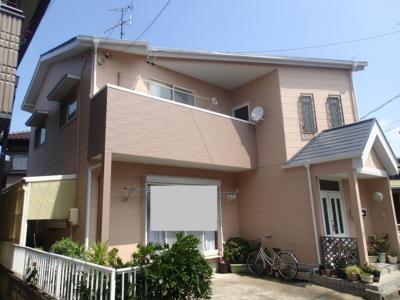 浜松市南区芳川町Oさま邸外壁・屋根塗装完成しました。外壁塗装の事なら浜松塗装専門店|加藤塗装