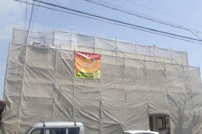 浜松市西区篠原町Hさま邸塗装工事
