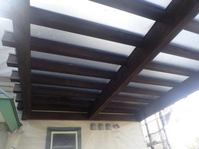 gl-proカーポート木部塗装浜松市外壁塗装の事なら浜松塗装専門店|加藤塗装ガードラックプロ色