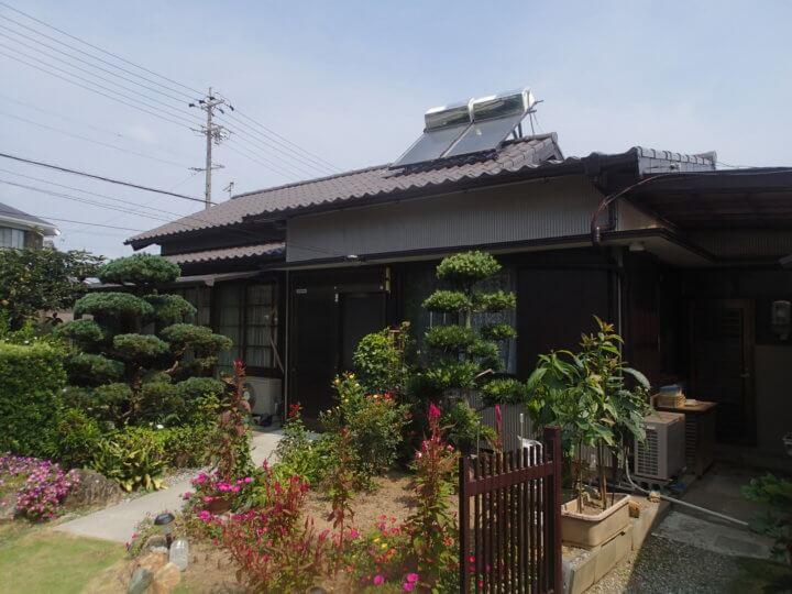 浜松市南区東町Aさま外壁・屋根塗装完成しました。外壁塗装の事なら浜松塗装専門店|加藤塗装