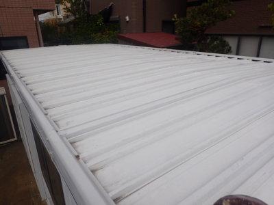 倉庫塗装 外壁塗装の事なら浜松塗装専門店|加藤塗装 東区天王町 イナバの物置