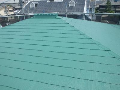 屋根色 考え方外壁塗装の事なら浜松塗装専門店|加藤塗装カラーベストスーパーシャネツサーモシリコンフッ素遮熱ヤネフレッシュ