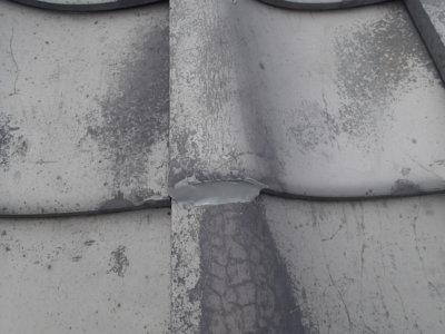 間違い瓦補修ラバーロック工法 加藤塗装 浜松市中区神田町 口コミ 修繕