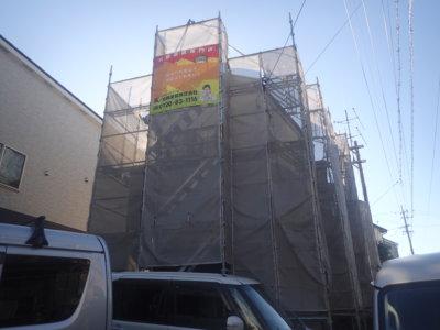 浜松市南区寺脇町外壁塗装屋根塗装 施工事例 加藤塗装