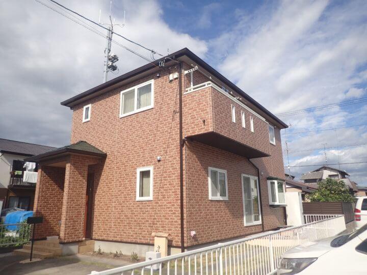 浜松市中区十軒町Hさま外壁・屋根塗装完成しました。外壁塗装の事なら浜松塗装専門店|加藤塗装