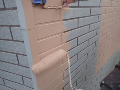 アステックpaint スーパーシャネツサーモ フッ素 カラー品番 外壁塗装の事なら浜松塗装専門店|加藤塗装 下塗り塗装 口コミ 評判 足場架設 レンガ調サイディング塗り残し目地