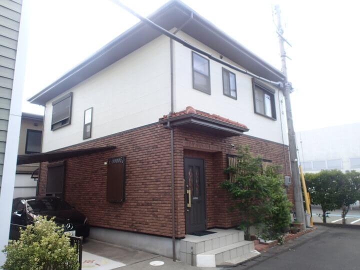 浜松市東区大蒲町Oさま外壁塗装完成しました。外壁塗装の事なら浜松塗装専門店|加藤塗装