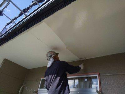 アパートマンション塗装 軒天 外壁塗装の事なら浜松塗装専門店|加藤塗装