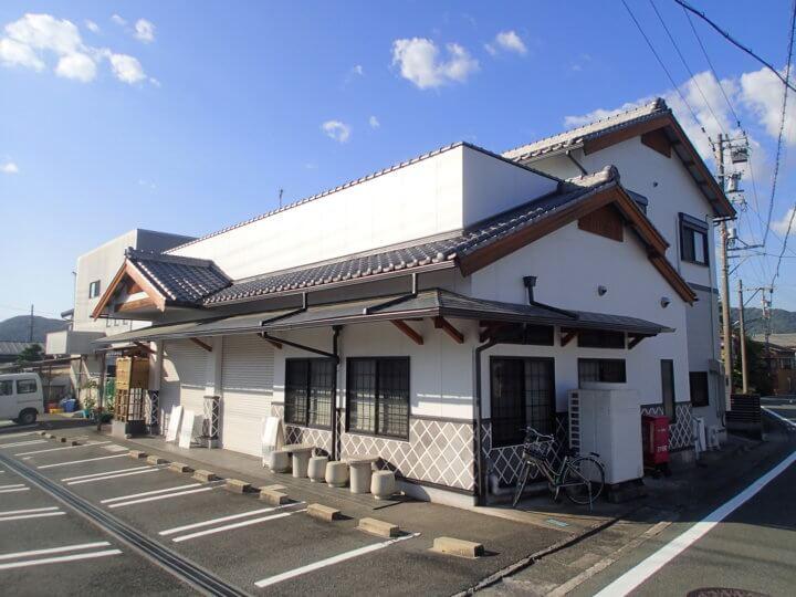 浜松市北区三ケ日町Kさま外壁塗装完成しました。外壁塗装の事なら浜松塗装専門店|加藤塗装