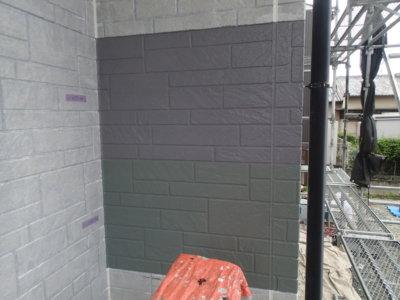 トライペイント試し塗り外壁塗装の事なら浜松塗装専門店|加藤塗装