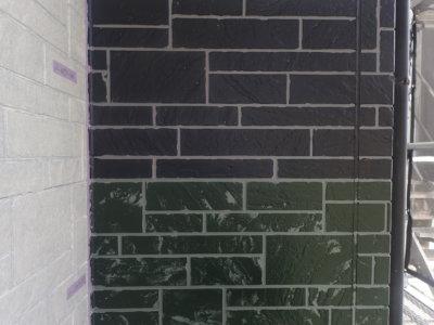 ダブルトーン仕上げ 外壁塗装の事なら浜松塗装専門店