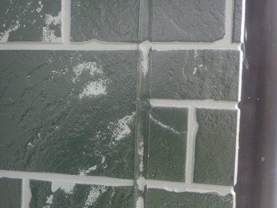 ダブルトーン仕上げ 外壁塗装の事なら浜松塗装専門店 石材調サイディング 令和2年10月