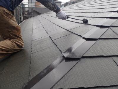 アパート屋根塗装カラーベスト スレート 外壁塗装の事なら浜松塗装専門店|加藤塗装 頭陀寺町 平屋 集合住宅 口コミ ランキング 格安
