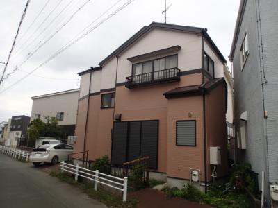 浜松市南区寺脇町Yさま外壁・屋根塗装完成しました。外壁塗装の事なら浜松塗装専門店|加藤塗装