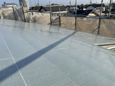 ガルバリウム鋼板 雨 塗装 外壁塗装の事なら浜松塗装専門店|加藤塗装 はじく