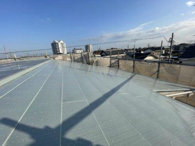 ガルバリウム鋼板 雨 塗装 外壁塗装の事なら浜松塗装専門店|加藤塗装