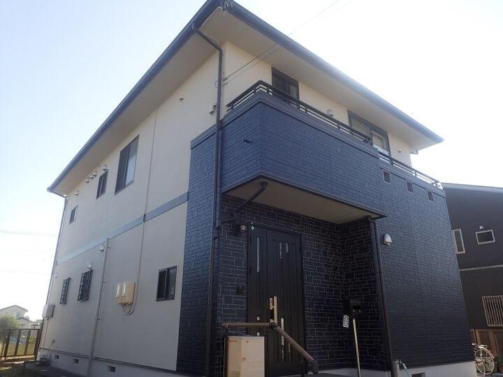 浜松市東区中郡町Sさま外壁塗装完成しました。外壁塗装の事なら浜松塗装専門店|加藤塗装