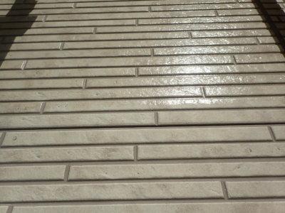 アステックペイント クリアー 外壁塗装の事なら浜松塗装専門店|加藤塗装 HBサイディングプライマー 密着性 無機 ビフォーアフター 比較