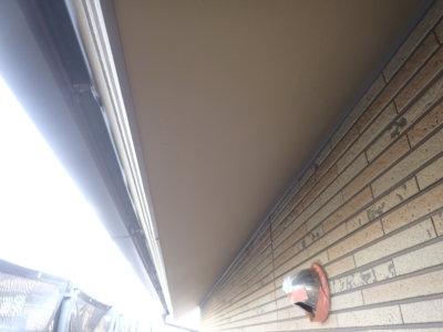 浜松市中区高林町Oさま邸 軒天の色を変える 外壁塗装の事なら浜松塗装専門店|加藤塗装 日本塗装工業会色見本