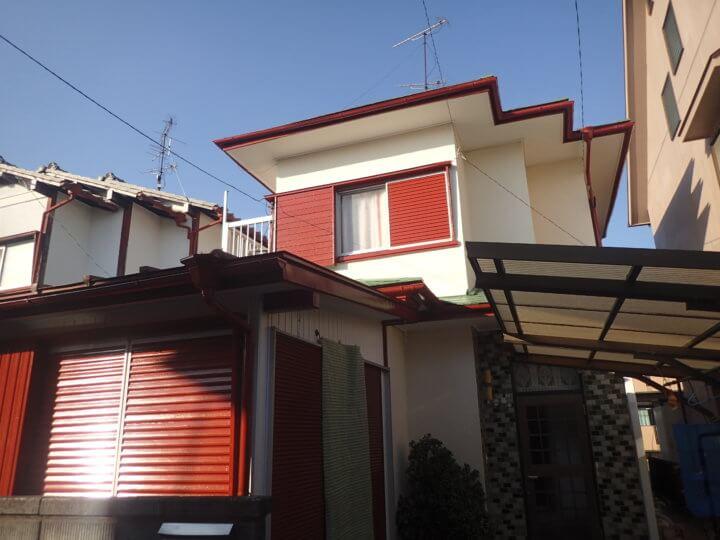 浜松市東区長鶴町Tさま邸 屋根・外壁塗装完成しました!