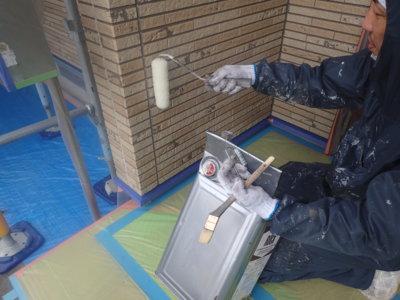 KFケミカルさんのセミフロンスーパークリアー 外壁塗装の事なら浜松塗装専門店|加藤塗装