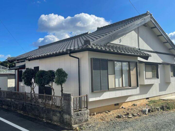 浜松市北区三ケ日町Kさま邸 外壁塗装完成しました。