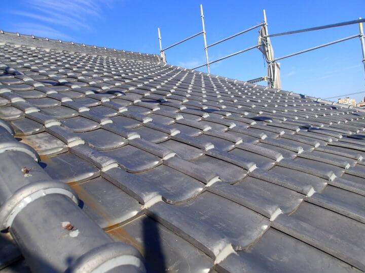 浜松市中区神田町Iさま邸 屋根補修、外壁塗装、付帯部塗装工事 完成しました。