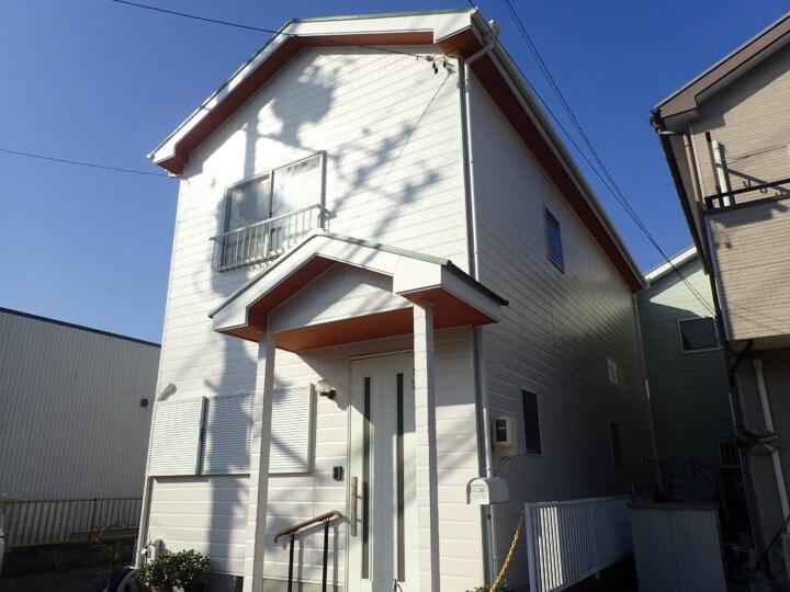 浜松市東区小池町Tさま邸 屋根・外壁塗装完成しました。