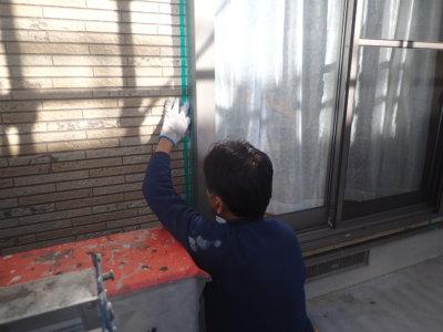 浜松市中区高林町Oさま邸シーリング改修工事外壁塗装の事なら浜松塗装専門店|加藤塗装