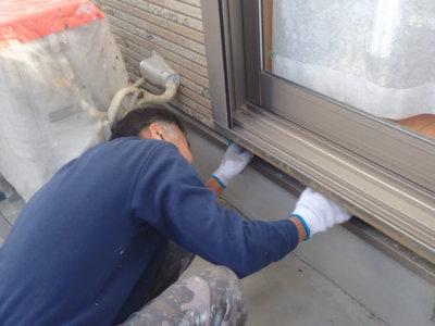 浜松市中区高林町Oさま邸シーリング改修工事外壁塗装の事なら浜松塗装専門店|加藤塗装 増し打ち