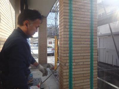 浜松市中区高林町Oさま邸シーリング改修工事外壁塗装の事なら浜松塗装専門店|加藤塗装 増し打ち オートンイクシード
