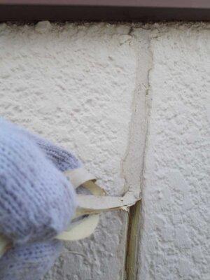 シーリング改修工事 外壁塗装の事なら浜松塗装専門店|加藤塗装 中区上島