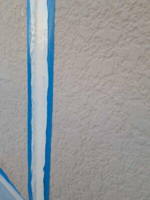 シーリング改修工事 外壁塗装の事なら浜松塗装専門店|加藤塗装 中区上島 既存コーキング除去 充填 プライマー接着剤 職人の技