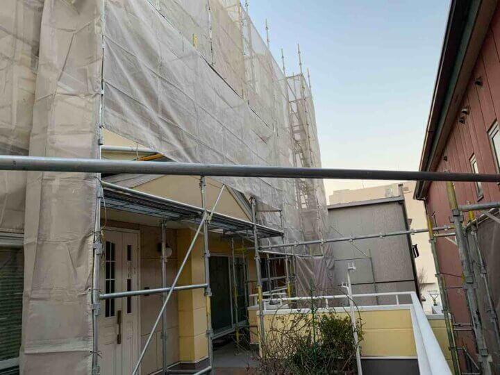 中区中央 施工事例 外壁塗装の事なら浜松塗装専門店|加藤塗装