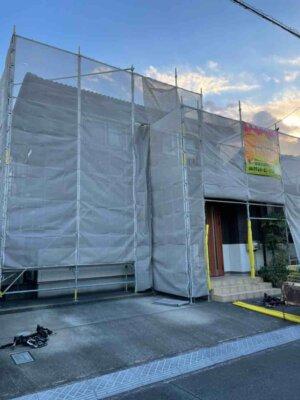 遠州浜 施工事例 令和三年 外壁塗装の事なら浜松塗装専門店|加藤塗装 価格 格安料金 まるで新築 木目調サイディング